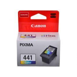Картридж Canon CL-441 для PIXMA MG2140, MG3140. Цветной. 180 страниц.