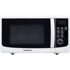Микроволновая печь Horizont 23MW800-1379CAW 800 Вт белый чёрный