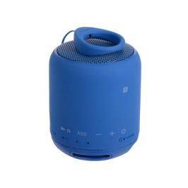Беспроводная портативная акустика Sony SRS-XB10 (Голубая) Bluetooth, Extra Bass, Работа до 16 часов