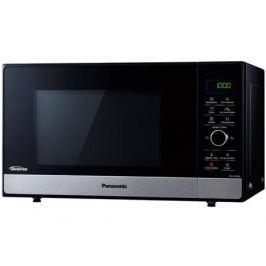 Микроволновая печь Panasonic NN-SD38HSZPE 1000 Вт черный/серебристый