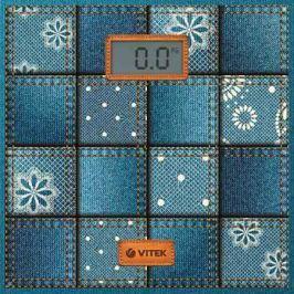 Весы напольные Vitek VT-1971 B синий