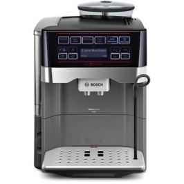 Кофемашина Bosch TES60523RW 1500 Вт серебристый