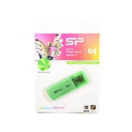 Флешка USB 64GB Silicon Power Helios 101 SP064GBUF2101V1N зеленый