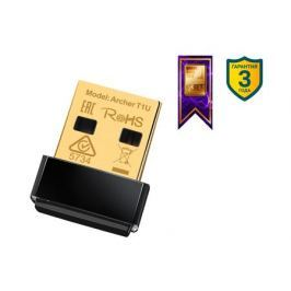 Адаптер TP-LINK Archer T1U AC450 Беспроводной Nano USB-адаптер
