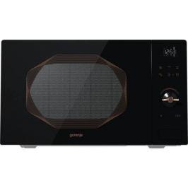 Микроволновая печь Gorenje MO25INB 900 Вт чёрный
