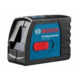 Лазерный нивелир Bosch GCL 2-15+RM1