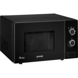 Микроволновая печь Gorenje M021MGB 800 Вт чёрный