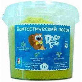 Песок 1 Toy Фантастический песок, Жёлтый 1 кг