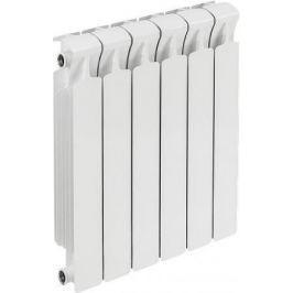 Биметаллический радиатор Rifar Monolit 350 6 секций 804Вт