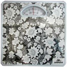 Весы напольные Добрыня DO-3002 серый