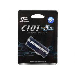 Флешка USB 16Gb Team C101 серебристый TC101316GS01