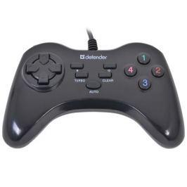 Геймпад Defender GAME MASTER G2 13 кн., USB