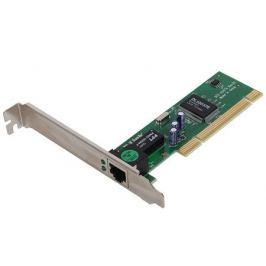 Сетевой адаптер D-Link DFE-520TX/20/D1A Сетевой PCI-адаптер с 1 портом 10/100Base-TX (20шт в коробке с одинм комплектом драйверов)