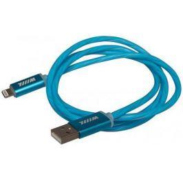 Кабель-переходник WIIIX CB120-U8-10BU USB-8pin синий