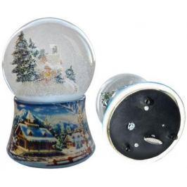 Водяной шар ЛЕС, 10,5 см, полирезин, стекло