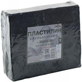 Пластилин скульптурный ЛИЦЕЙ, оливковый, твердый, 0.5 кг