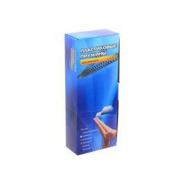 Пластиковые пружины 10 мм (50-70 листов) белые 100 шт. Office Kit (BP2021)