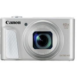 Фотоаппарат Canon PowerShot SX730 HS Silver 20.3 Mp, 1/2.3'' / max 5184x3888 / 40х zoom / Wi-Fi / экран 3