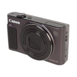 Фотоаппарат цифровой Canon PowerShot SX620 HS черный, 20Mpx CMOS, zoom 25x, оптическая стаб., 1920x1080, экран 3.0'', Wi-fi и NFC, GPS через смартфон,