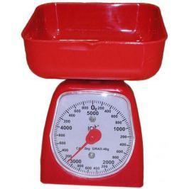 Весы кухонные Irit IR-7130 красный