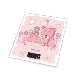 Весы кухонные Maxwell 1477-MW(PK) розовый