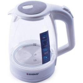 Чайник ENDEVER KR-325G 2200 Вт белый 1.8 л пластик/стекло
