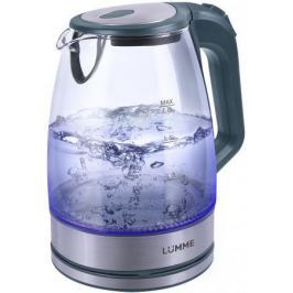 Чайник LUMME LU-139 серый жемчуг