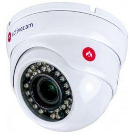IP-камера ActiveCam AC-D8123ZIR3 2.8-12мм цветная корп.:белый