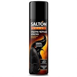 SALTON EXPERT Ультра черная краска для замши черный 250 мл