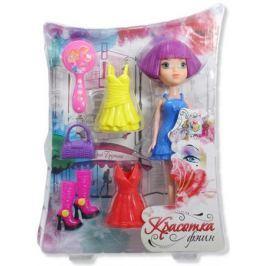 Красотка фэшн кукла с аксессуарами Т57127