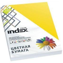 Цветная бумага Index Color IC56/100 A4 100 листов