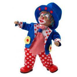 Кукла Arias Клоун 38 см, коробка (винил, текcтильные материалы) 8427614200145
