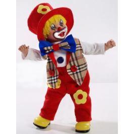 Кукла Arias Клоун 50 см, коробка (винил, текcтильные материалы) 8427614210090