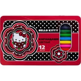 Набор цветных карандашей Action! Hello Kitty 12 шт