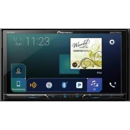 Автомагнитола Pioneer AVH-Z5000BT USB MP3 CD DVD FM 2DIN 4x50Вт черный