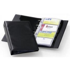 Визитница Durable на 96 карт черный 244101