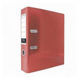 Папка-регистратор из ламинированного картона, 80 мм, А4, красная IND 8 LA КР