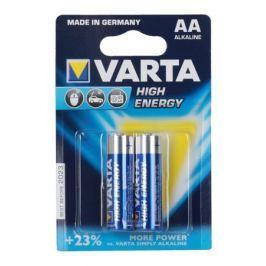 Батарейка VARTA HIGH ENERGY AA бл 2 04906121412