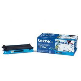 Тонер-картридж Brother TN130C голубой, для HL-4040CN/HL-4050CDN/DCP-9040CN/MFC-9440CN (1500 стр)