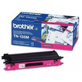 Тонер-картридж Brother TN130M пурпурный, для HL-4040CN/HL-4050CDN/DCP-9040CN/MFC-9440CN (1500 стр)
