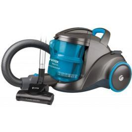 Пылесос Vitek VT-1835B 1800/400Вт аквафильтр серо-синий