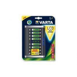 Зарядное устройство VARTA LCD Multi Charger 57671101401