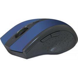 Мышь беспроводная Defender Accura MM-665 синий USB