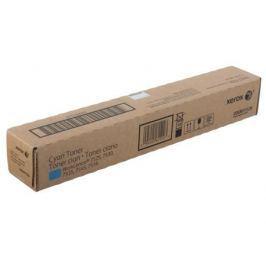 Картридж Xerox 006R01520 для WC 7545/7556. Голубой. 15000 страниц.