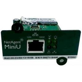 Адаптер Powercom SNMP для ИБП DY802 1 порт