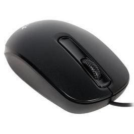 Мышь проводная Genius DX-130 чёрный, 1000 dpi, USB