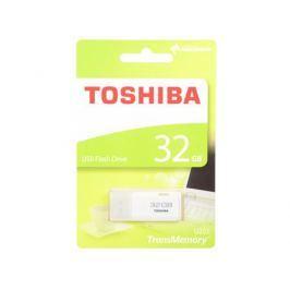 Флешка USB 32Gb Toshiba Hayabusa THN-U202W0320E4 USB 2.0 белый