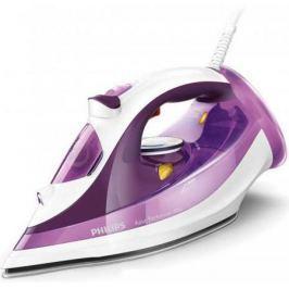Утюг Philips GC4519/30 фиолетовый белый 2400Вт