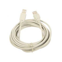 Кабель-удлинитель USB A(m) USB A(f) 5м