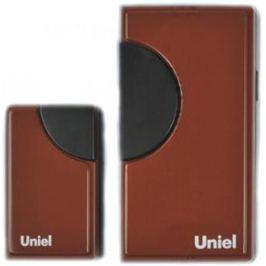Звонок беспроводной (03608) Uniel UDB-002W-R1T1-32S-100M-RD